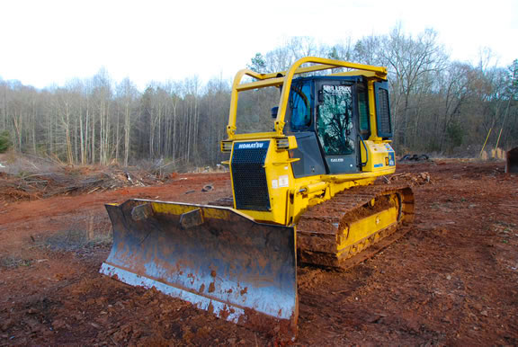 site preparation excavation services elberton hartwell